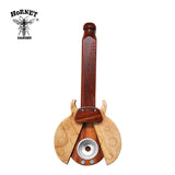 Wood Tube Creative Wood Tube smoke pipe ladybug long tube Tobacco smoking Pipe - My Bengal Boy