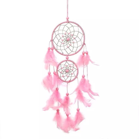 Baby Pink Dream Catcher - Lunani's Fashion Book | Fashionable and reasonable dresses and shoes!