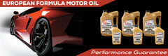 European Formula Synthetic Motor Oils (PCMO)