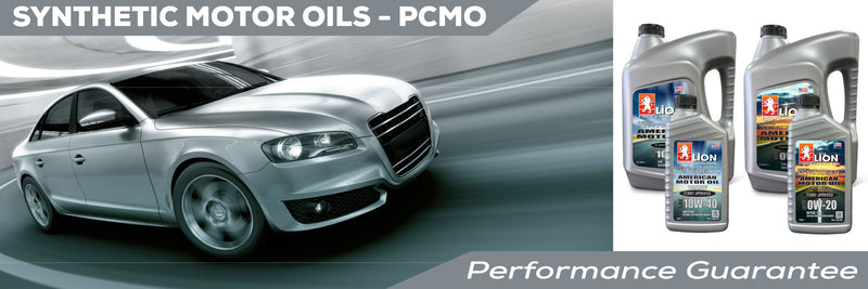 Synthetic Motor Oils - (PCMO)