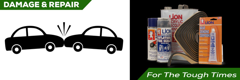 Damage & Repair Products