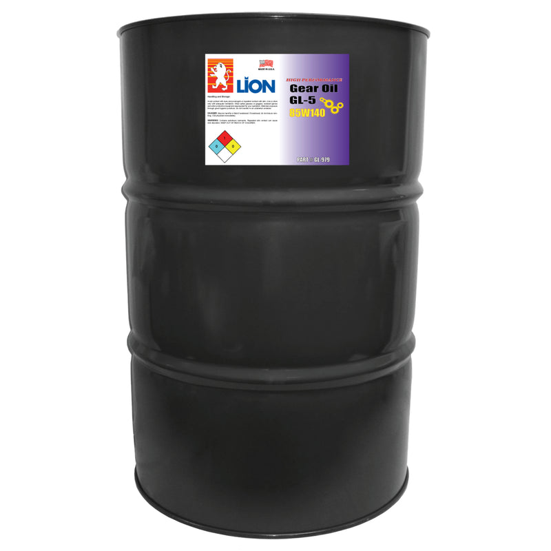 GL-5 85W140 Gear Oil