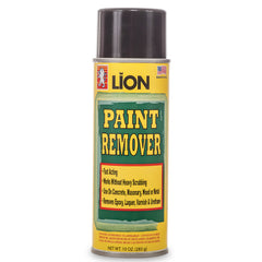 Spray Paint - Paint Remover