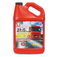 50/50 Pre Mix Coolant / Anti-Freeze Extended Life HD for Trucks (Red)
