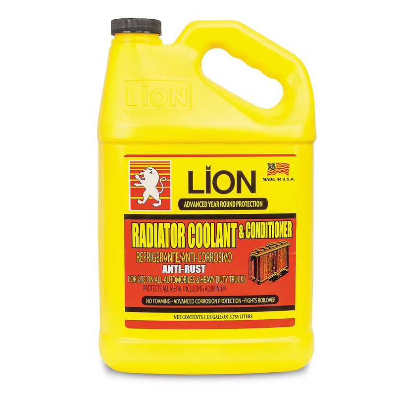Radiator Coolant & Conditioner - Green Conventional