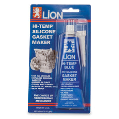 Hi-Temperature RTV Silicone Gasket Maker - Blue