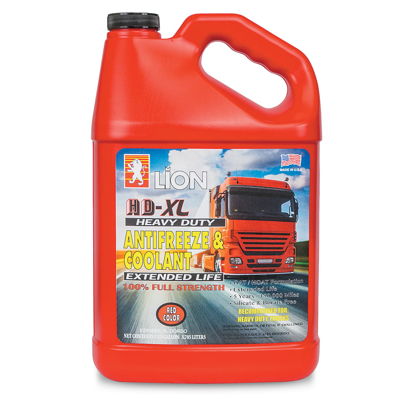 100% Extended Life HD for Trucks (Red)