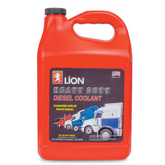 Radiator Coolant for Diesel Engines (Red)