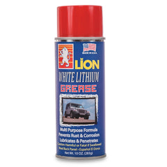 Grease - White Lithium Grease Spray