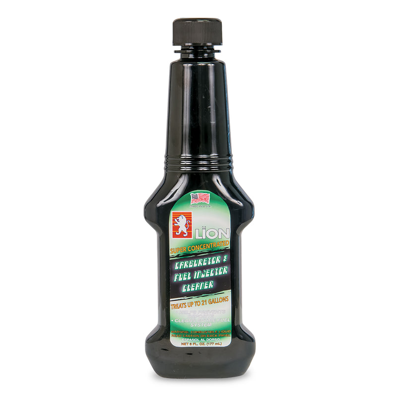 Carb and Fuel Injector Cleaner Concentrate