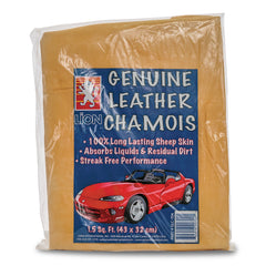 Genuine Leather Chamois
