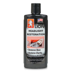 Headlight Restoration Liquid