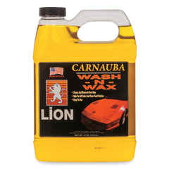 Carnauba Wash -N- Wax