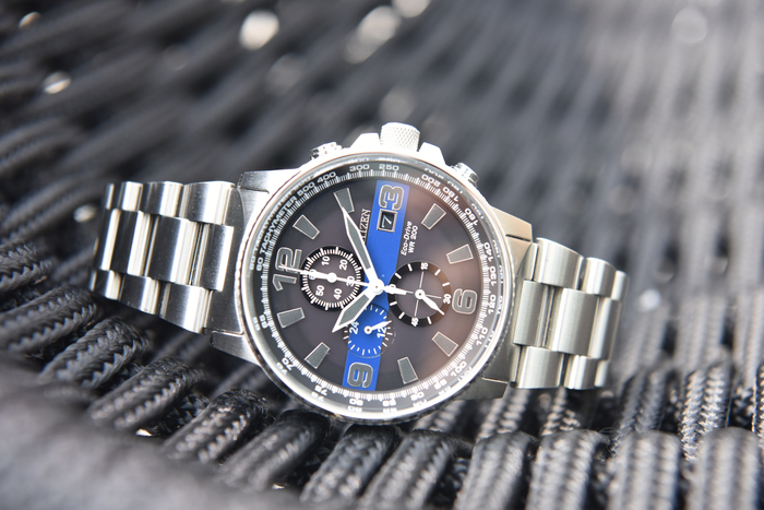 All About the Citizen Thin Blue Line Watch