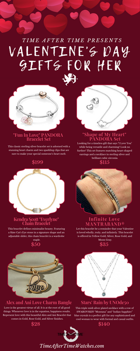 Romantic Valentine's Day 2019 Gift Ideas for Her