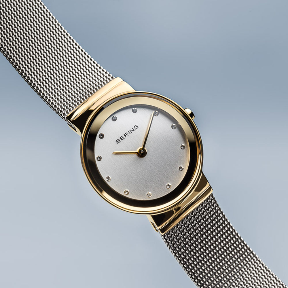 Ladies' Classic Polished Gold 10126-001