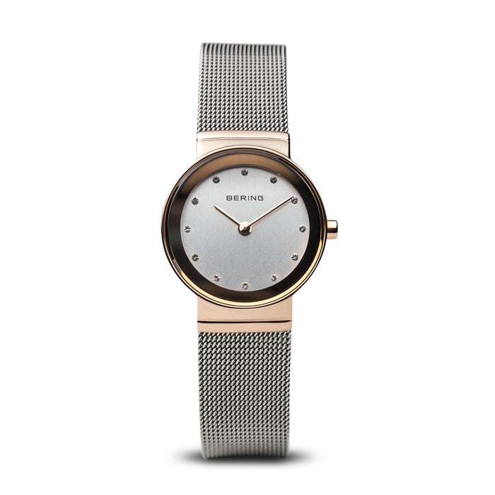 Classic Slim Watch With Scratch Resistant Sapphire Crystal 10126-066