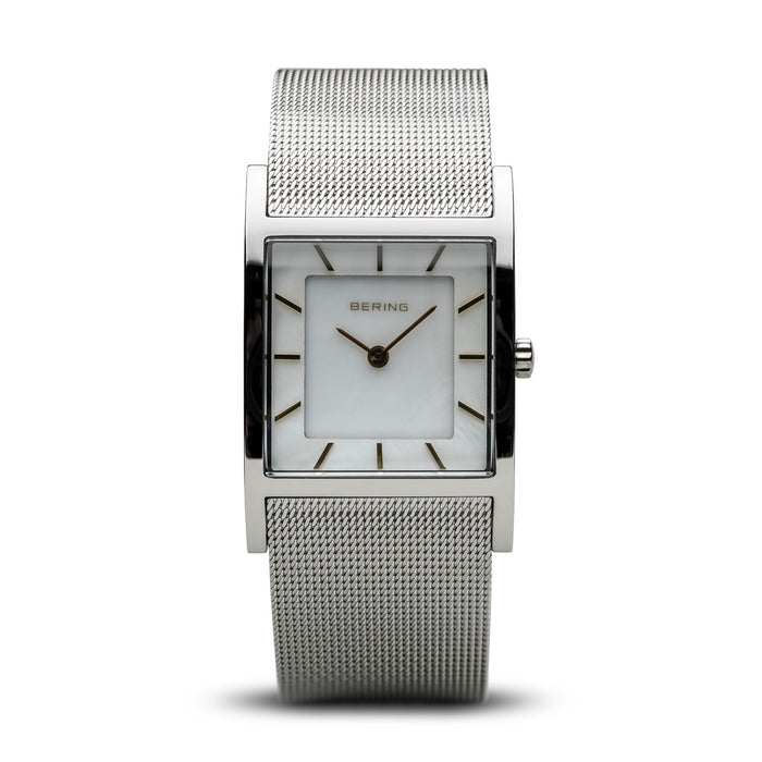 Classic Slim Watch With Scratch Resistant Sapphire Crystal 10426-010-s
