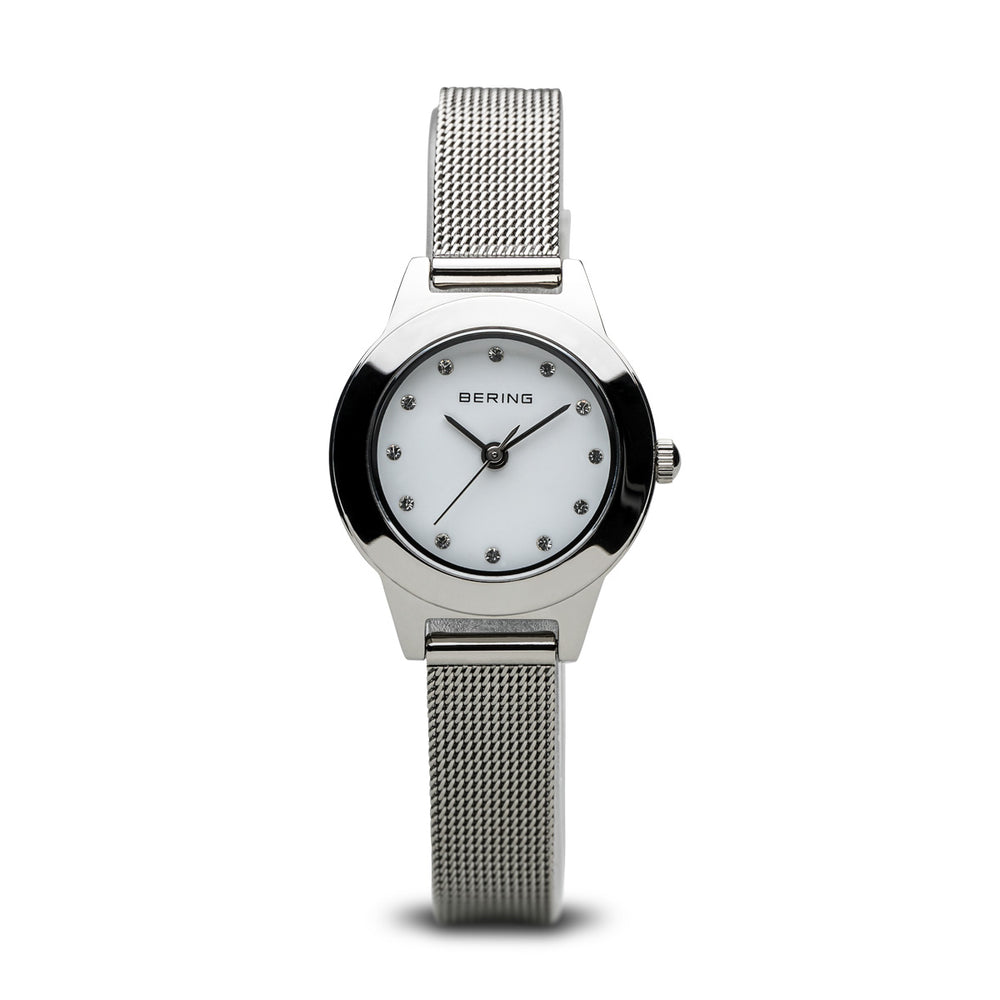 Ladies' Classic Polished Silver 11125-000