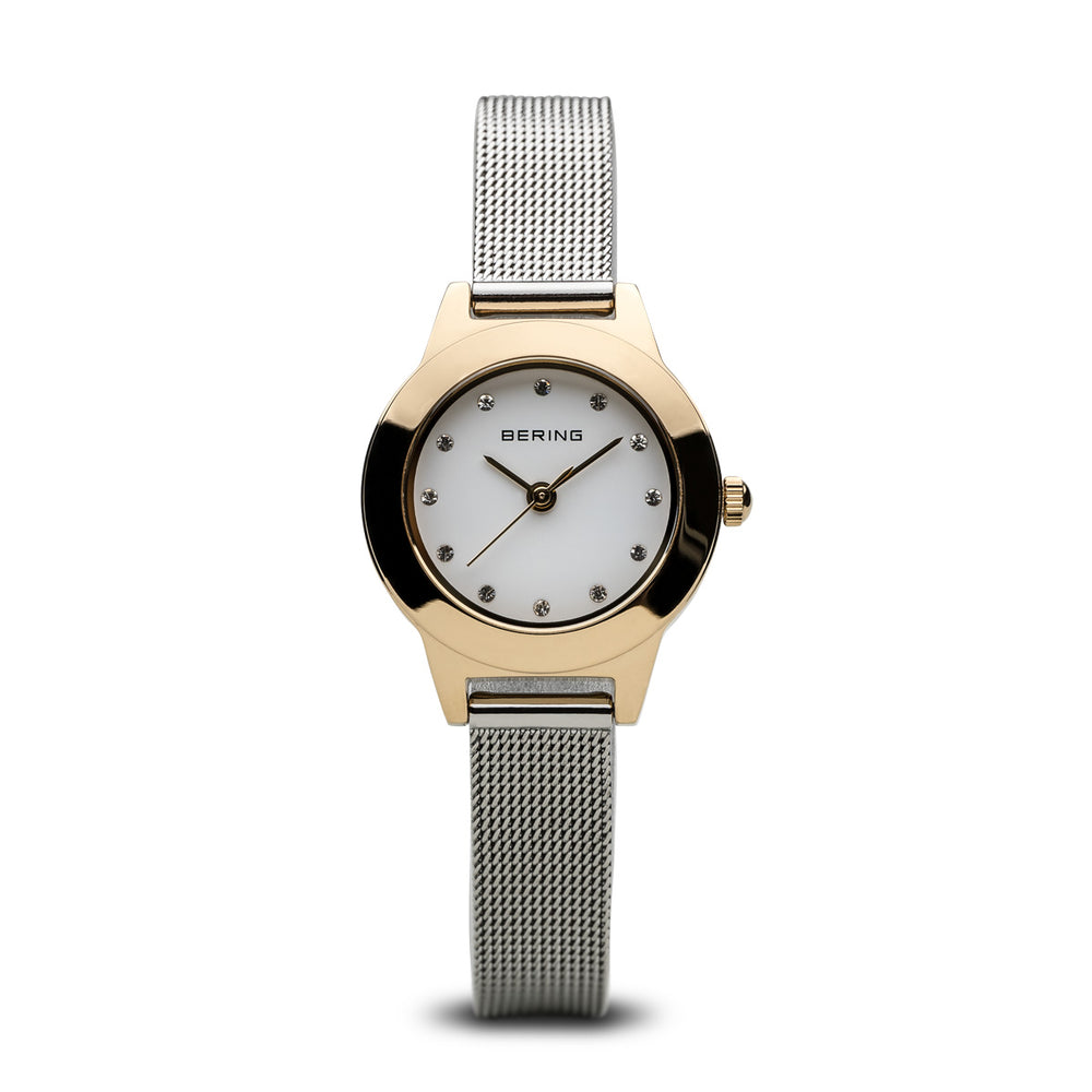 Classic Slim Watch With Scratch Resistant Sapphire Crystal 11125-010