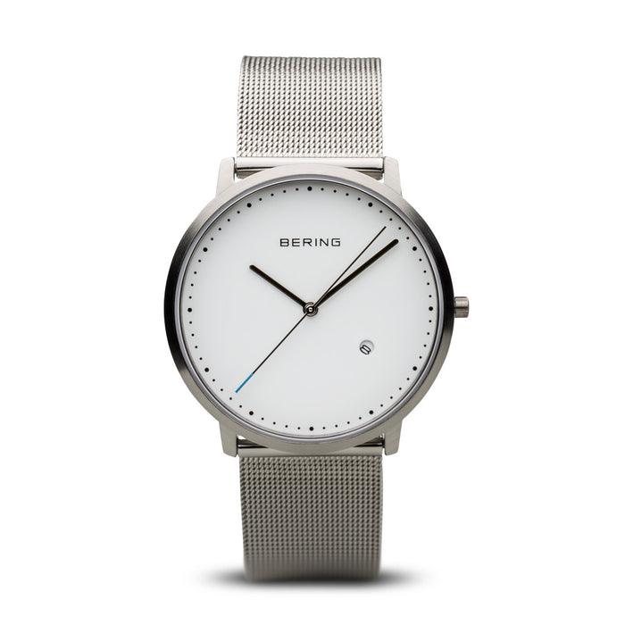 Classic Slim Watch With Scratch Resistant Sapphire Crystal 11139-004