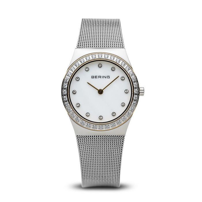 Classic Slim Watch With Scratch Resistant Sapphire Crystal 12430-010
