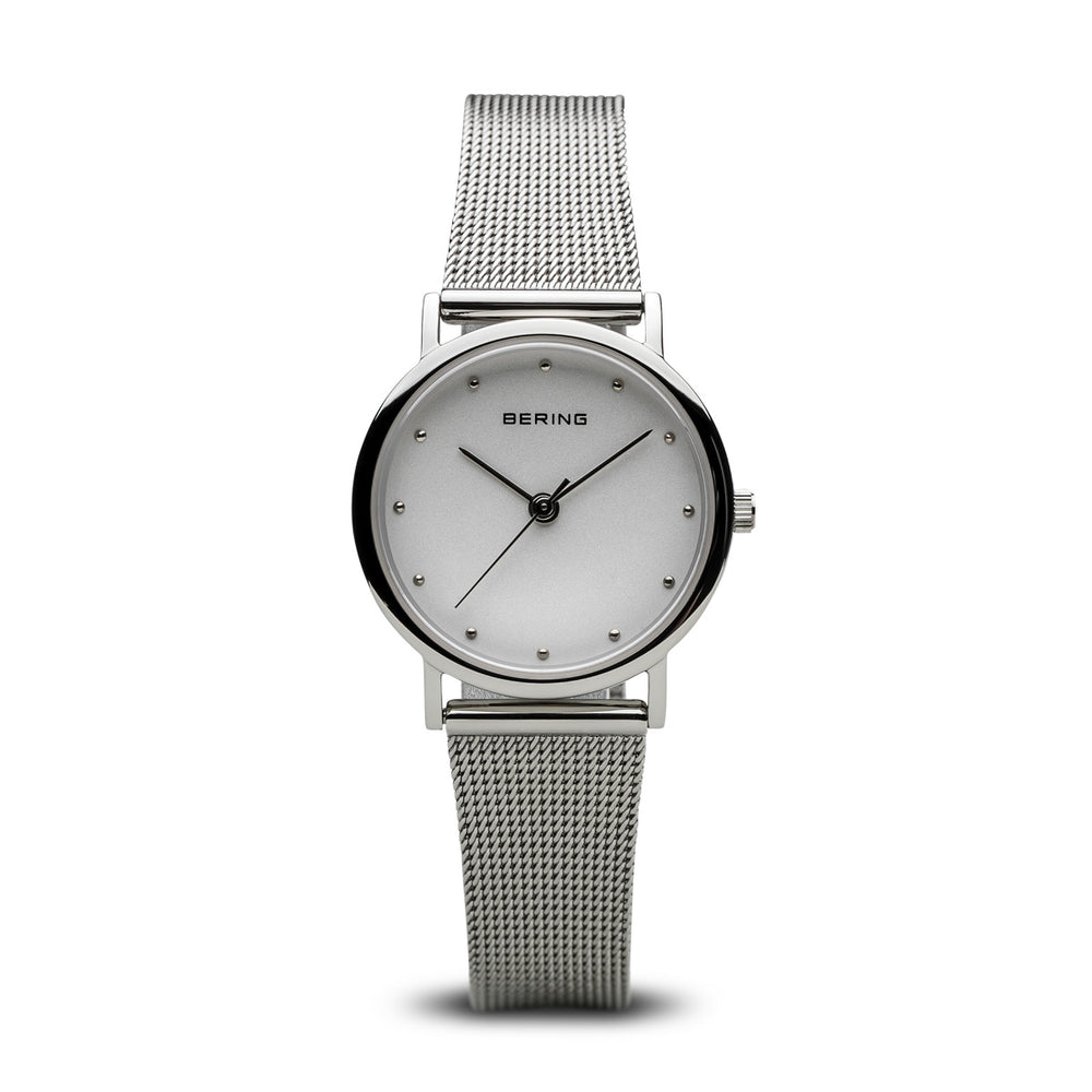 Classic Slim Watch With Scratch Resistant Sapphire Crystal 13426-000