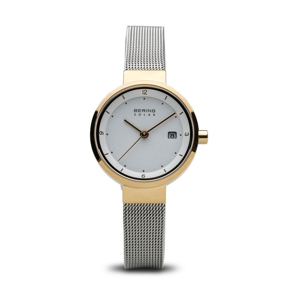 Solar Slim Watch With Scratch Resistant Sapphire Crystal 14426-010