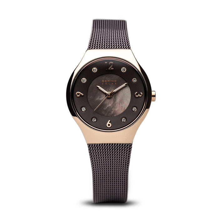 Solar Slim Watch With Scratch Resistant Sapphire Crystal 14427-265