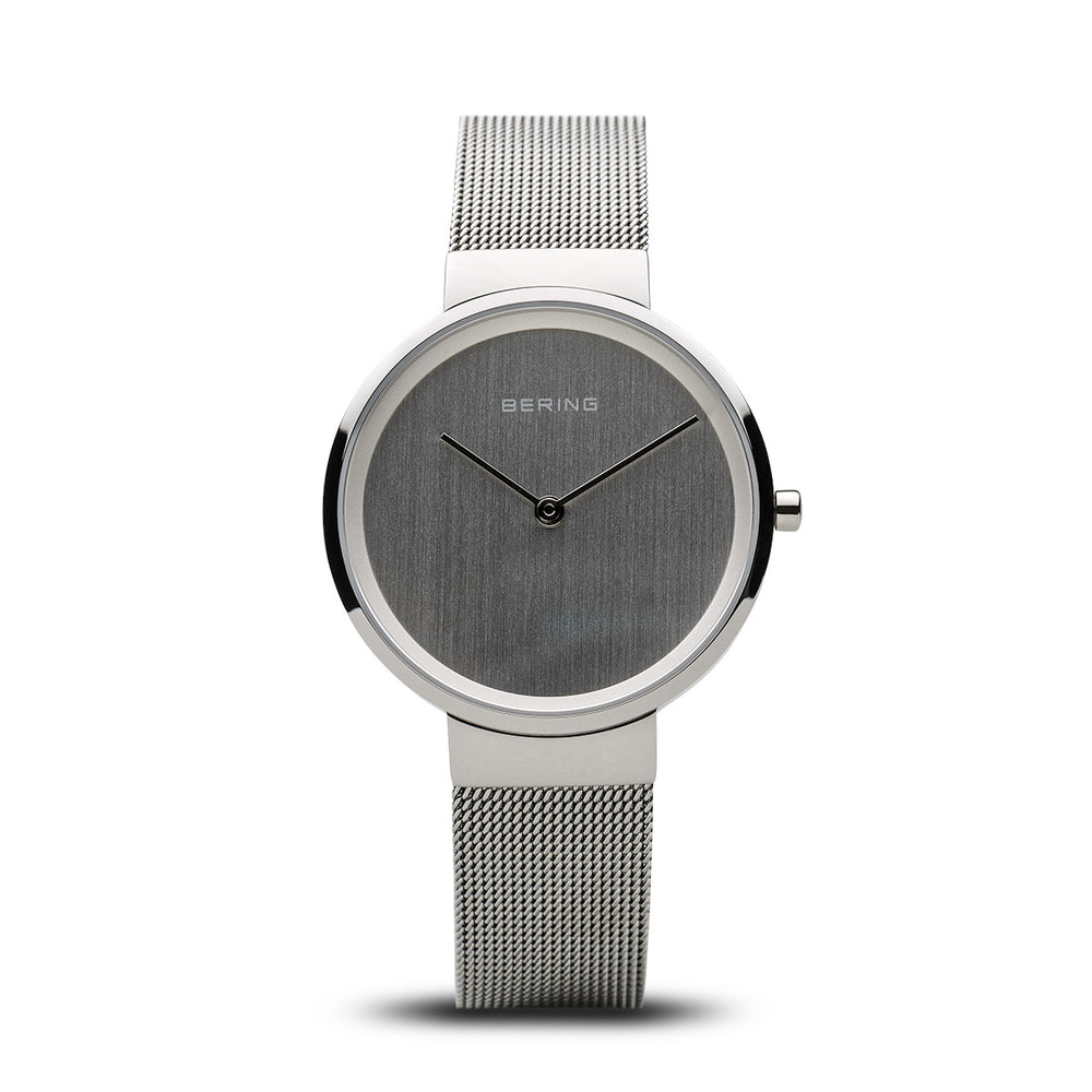 Classic Slim Watch With Scratch Resistant Sapphire Crystal 14531-000