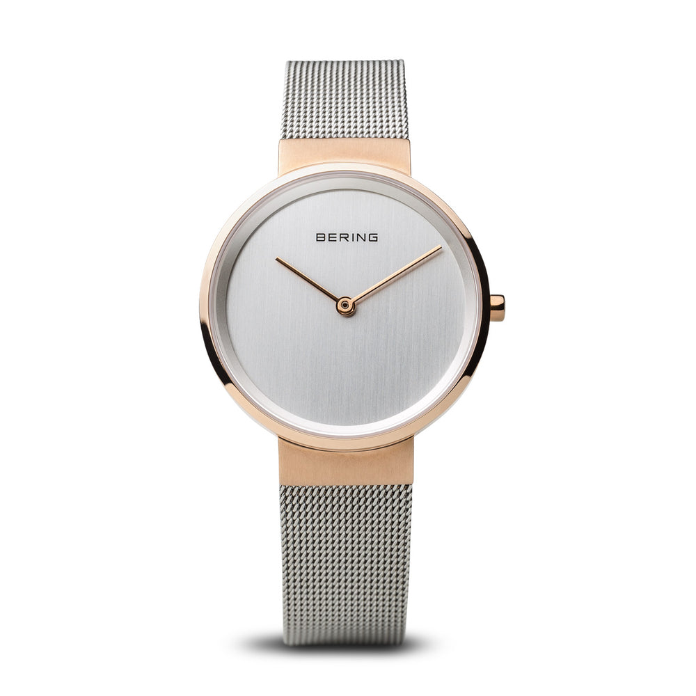 Classic Slim Watch With Scratch Resistant Sapphire Crystal 14531-060