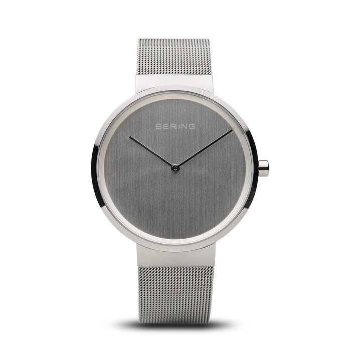 Classic Slim Watch With Scratch Resistant Sapphire Crystal 14539-000