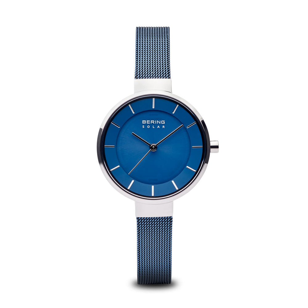 Solar Slim Watch With Scratch Resistant Sapphire Crystal 14631-307