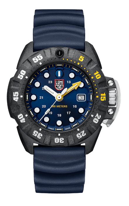 Luminox SCOTT CASSELL DEEP DIVE - 1553