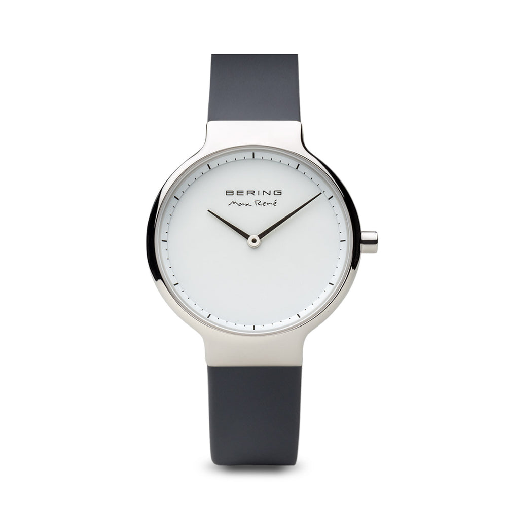 Max René Slim Watch With Scratch Resistant Sapphire Crystal 15531-400