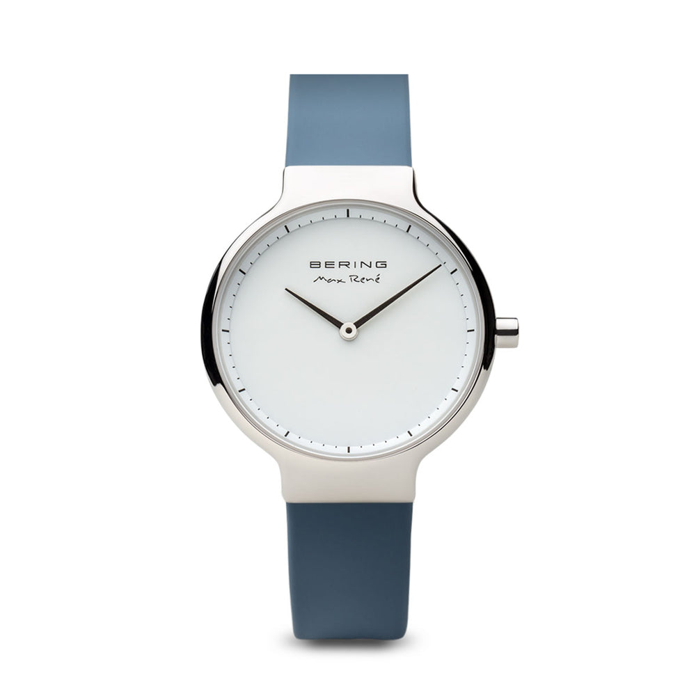 Max René Slim Watch With Scratch Resistant Sapphire Crystal 15531-700