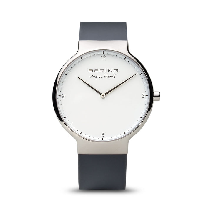 Max René Slim Watch With Scratch Resistant Sapphire Crystal 15540-400