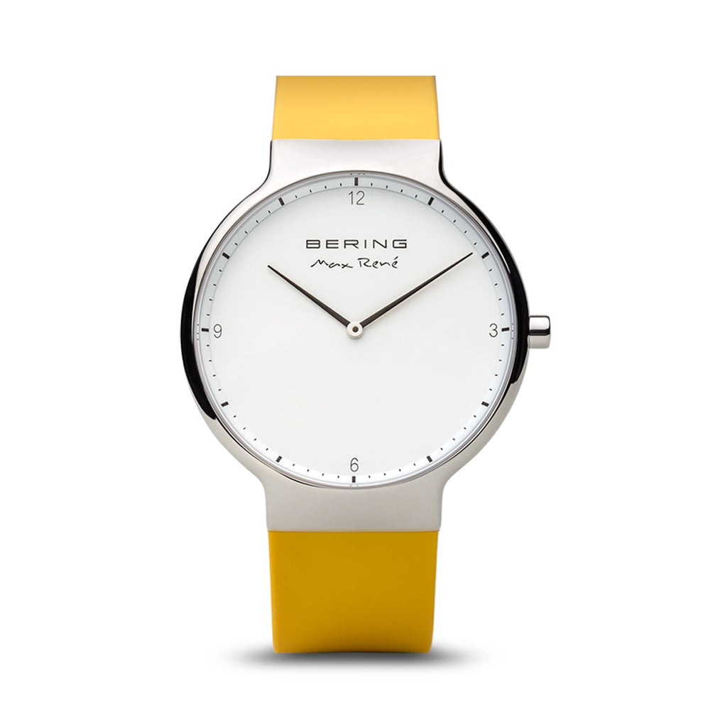 Max René Slim Watch With Scratch Resistant Sapphire Crystal 15540-600