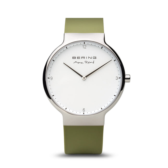 Max René Slim Watch With Scratch Resistant Sapphire Crystal 15540-800