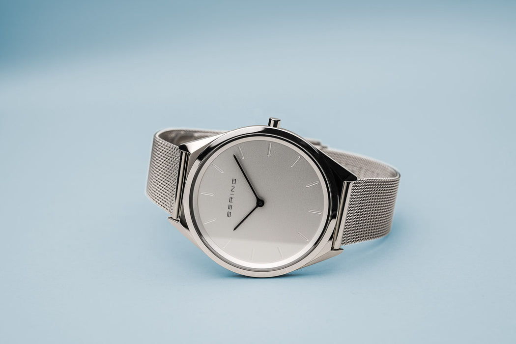 Ultra Slim Polished Silver 17039-000