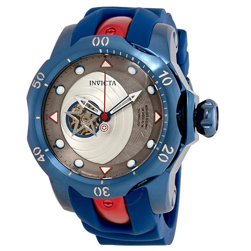 Invicta Marvel Limited Edition Captain America Automatic 26062