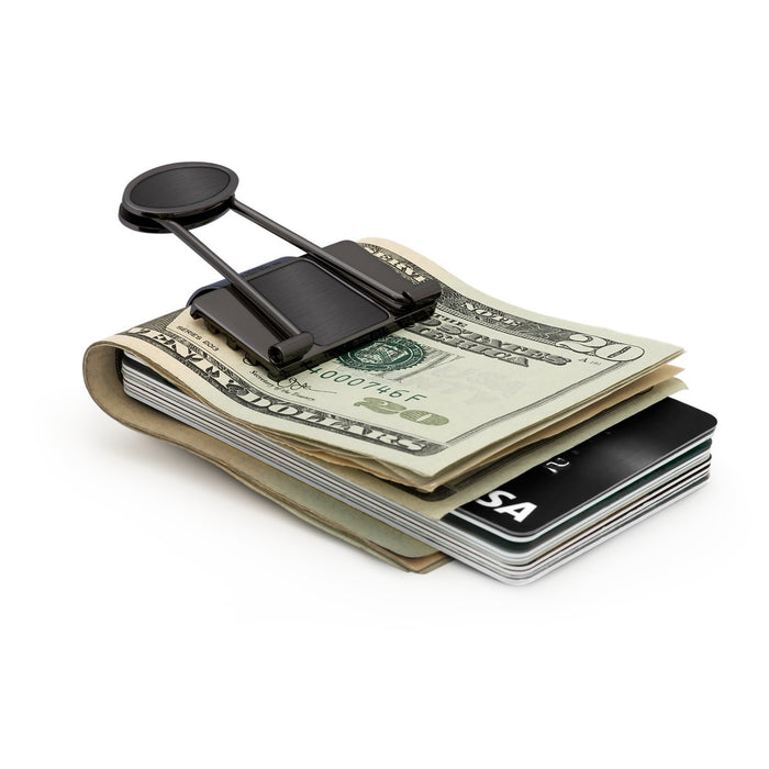 Bill Binder - Money Clip & Credit Card Holder