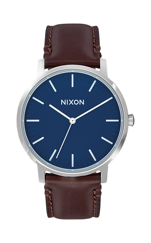 Nixon Porter Leather Mens Watch A1058-879-00