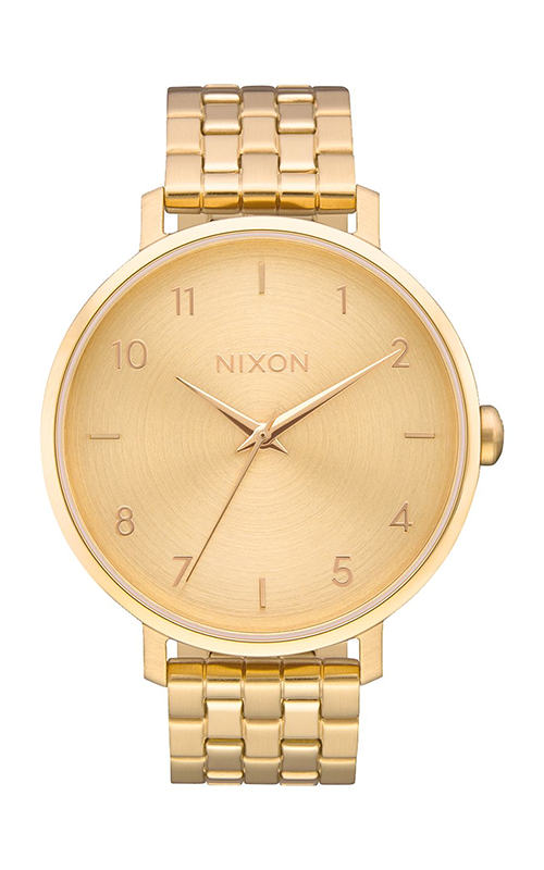 Nixon Arrow All Gold Ladies Watch A1090-502-00