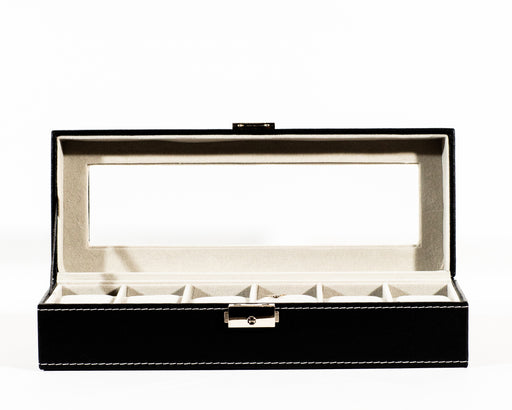 Watch Box 6 Slot