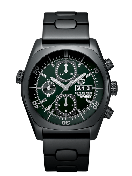 Luminox SR-71 Blackbird Automatic Chronograph - 9098