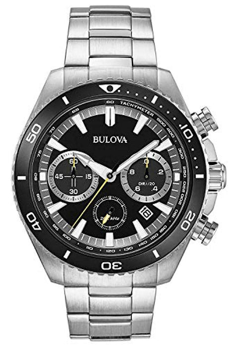 Bulova Men's High Frequency Chronograph 98B298