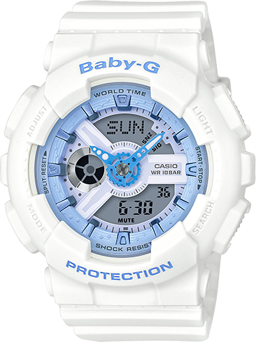 Baby-G BA110BE-7A