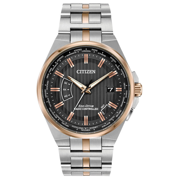 Citizen World Perpetual A-T - CB0166-54H
