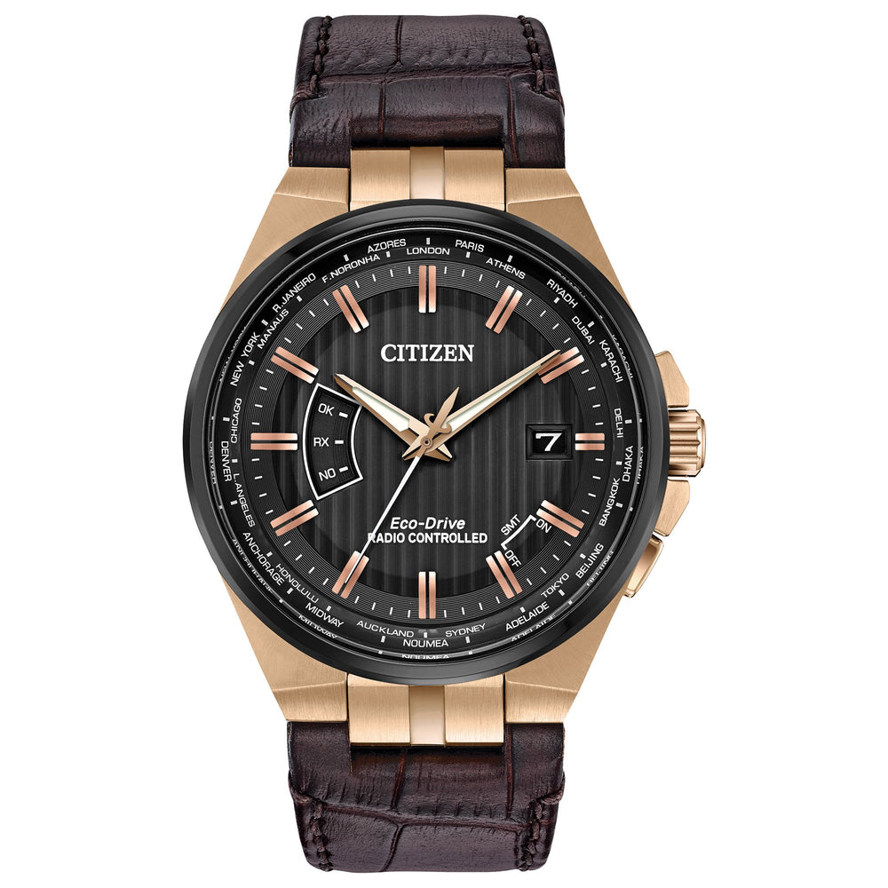 Citizen World Perpetual A-T - CB0168-08E